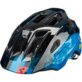 Cube Linok Casque, blue